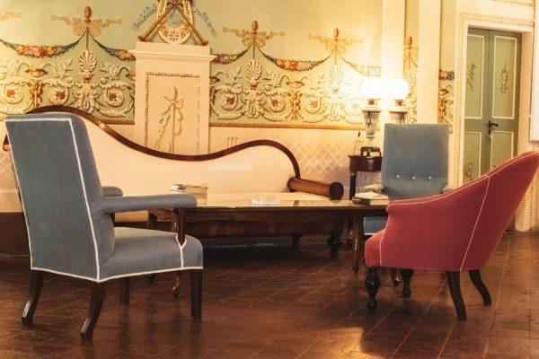 The big drawing room