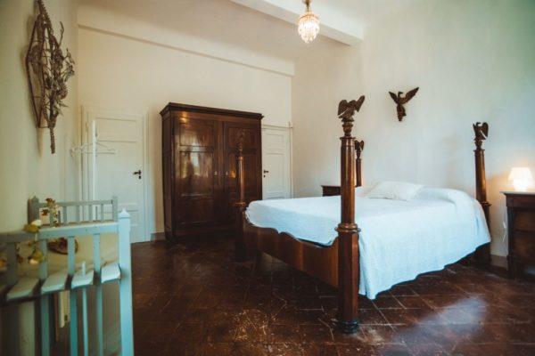 ortensia's bedroom
